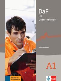 DaF im Unternehmen A1 Lerarenboek