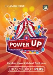 Power Up Level3 Presentation Plus