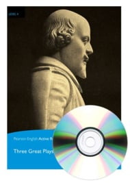 Three Great Plays of Shakespeare Book & Multi-ROM Pack