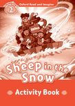 Oxford Read And Imagine Level 2: Sheep In The Snow Activity Book