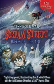 Scream Street 11: Hunger Of The Yeti (Tommy Donbavand)