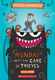 Monday - into the cave of thieves