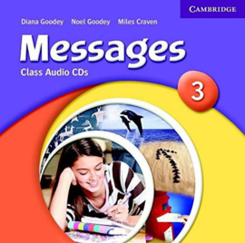Messages Level3 Class Audio CDs (2)