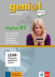 geni@l klick digital B1 Lehrwerk digital met interaktiven Tafelbildern DVD-ROM