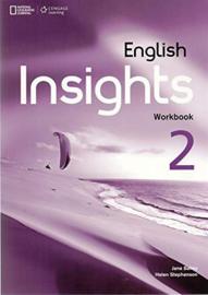 English Insights 2 Workbook + Audio Cd/dvd