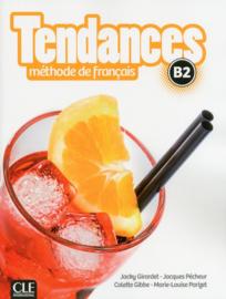 Tendances - Niveau B2 - Livre de lélève + DVD-Rom