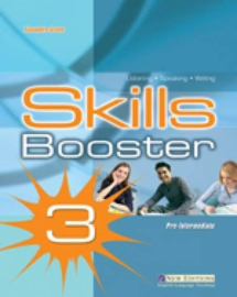 Skills Booster 3 Pre-intermediate Student's Book teen