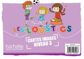Les Loustics - Cartes images niveau 3