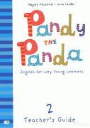 Pandy The Panda 2 Teacher's Guide + Class Audio Cd