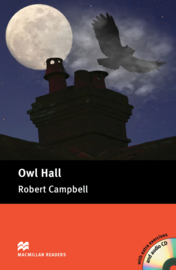 Owl Hall Reader with Audio CD
