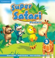 Super Safari British English Level3 Posters (10)