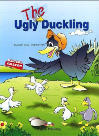 The Ugly Duckling Set With Multi-rom Pal (audio Cd/dvd)