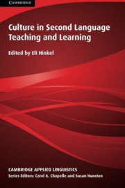 Culture in Second Language Teaching and Learning Paperback