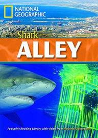 Footprint Reading Library 2200: Shark Alley Book With Multi-rom (x1)