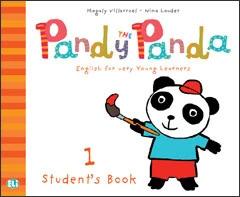 Pandy The Panda 1 Pupil's Book + Song Audio Cd