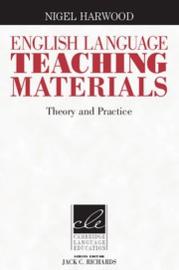 English Language Teaching Materials Paperback
