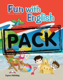 Fun With English 5 Primary Student's Pack With Multi-rom