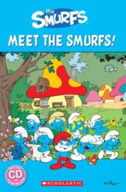 The Smurfs: Meet the Smurfs! + audio-cd (Starter Level)
