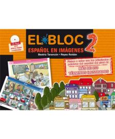 El Bloc 2. Español en imágenes + CD-ROM