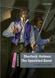 Dominoes Starter Sherlock Holmes: The Speckled Band Audio Pack