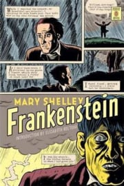 Frankenstein (penguin Classics Deluxe Edition) (Mary Shelley)