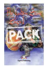 The Golden Stone Saga I  Set (with Cd)