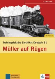 Müller auf Rügen Buch + Audio-CD