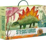 Stegosaurus - Boek en 3D model (Valentina Bonaguro) (Paperback / softback)