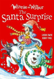 Winnie and Wilbur and the Santa Surprise