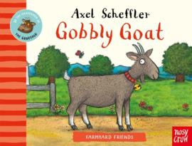 Farmyard Friends: Gobbly Goat (Board Book)
