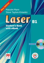 Laser 3rd edition Laser B1 Student's Book + MPO + eBook Pack