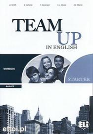 Team Up 0 Starter Wb + Student's Audio Cd