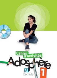 Adosphère 1 A1 - Cahier d'activités