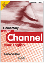 Channel Your English Elementary Workbook Teacher's Edition