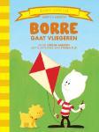 Borre gaat vliegeren (Jeroen Aalbers)