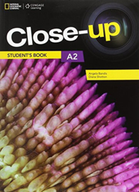 Close-up A2 Student Book + Online Student's Zone + Ebook Dvd (flash)
