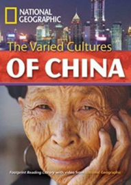 Footprint Reading Library 3000: Varied Cultures Of China Book With Multi-rom (x1)