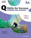 Q Skills For Success Level 4 Listening & Speaking Split Student Book A With Iq Online