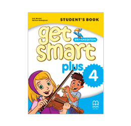 Get Smart Plus 4 Student's Book British Edition