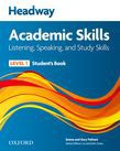 Headway Academic Skills 1 Listening, Speaking, And Study Skills Student's Book
