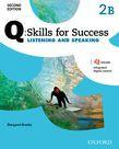 Q Skills For Success Level 2 Listening & Speaking Split Student Book B With Iq Online