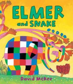 Elmer and the Snake