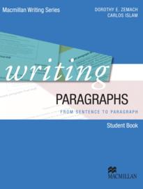 Macmillan Writing Series Writing Paragraphs Student's Book