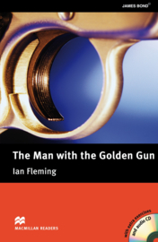 Man with the Golden Gun, The Reader with Audio CD