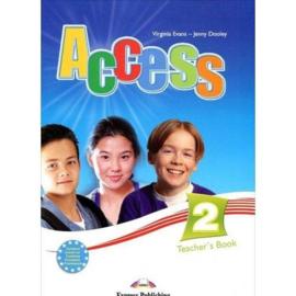 Access 2 Teacher's Book (international)
