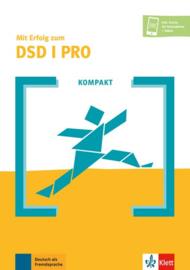 KOMPAKT Mit Erfolg bij het DSD I PRO Buch + Online