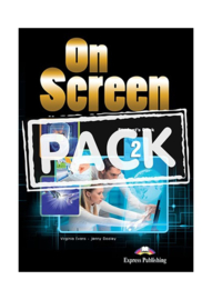 On Screen 2 Student's Pack With Ie-book