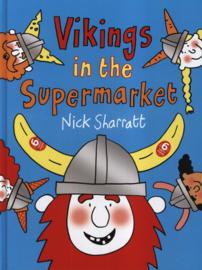 Vikings in the Supermarket Hardcover