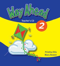 Way Ahead New Edition Level 2 Teacher's Book CD