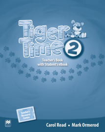 Tiger Time 2 Teacher's Book + eBook Pack